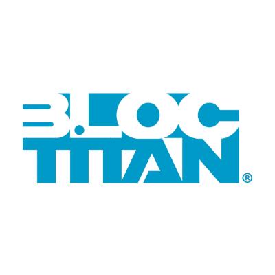 Bloc Titan - client de l'agence Walt