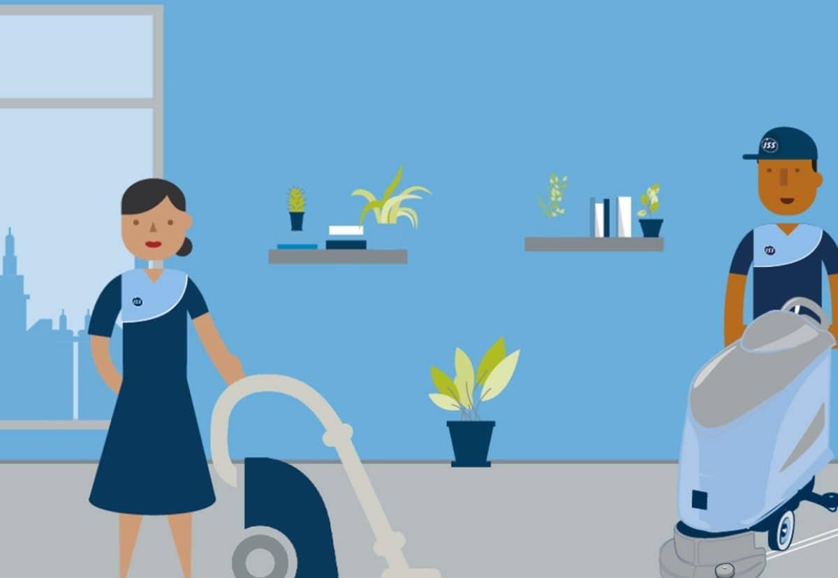 ISS-Direct - site de devis en ligne pour la propreté