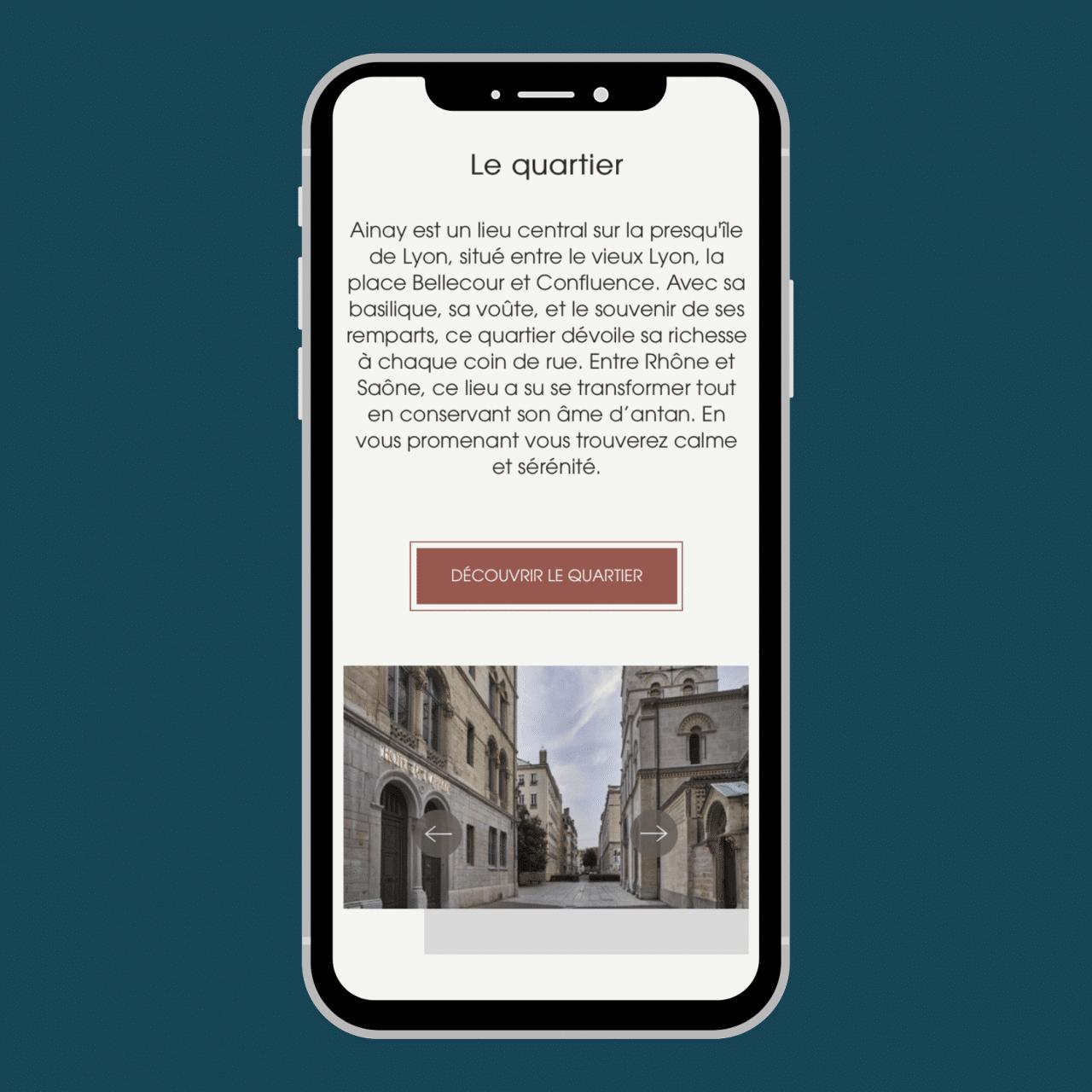 Visibilité digitale Hôtel à Lyon