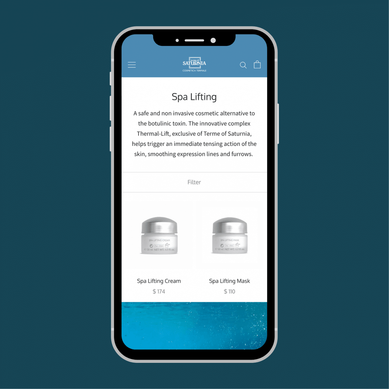 Boutique en ligne - Shopify Partner