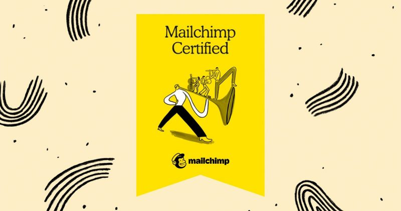 Walt agence digitale avec certification Mailchimp