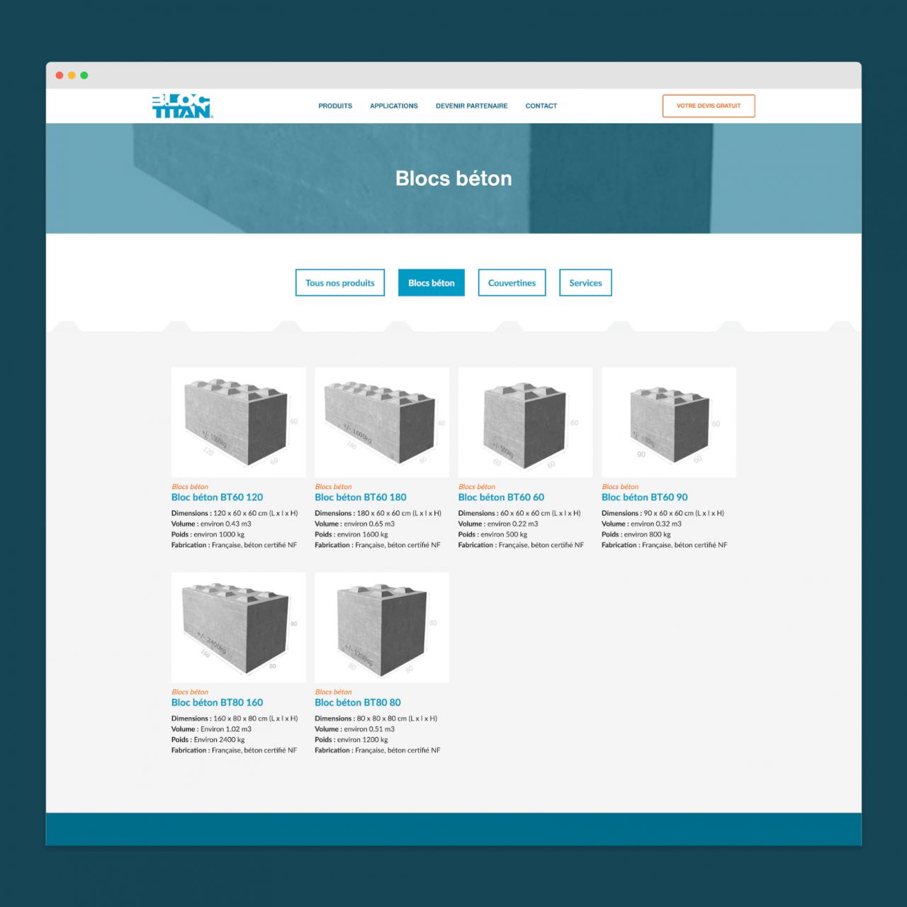 Module de devis en ligne pour site Web