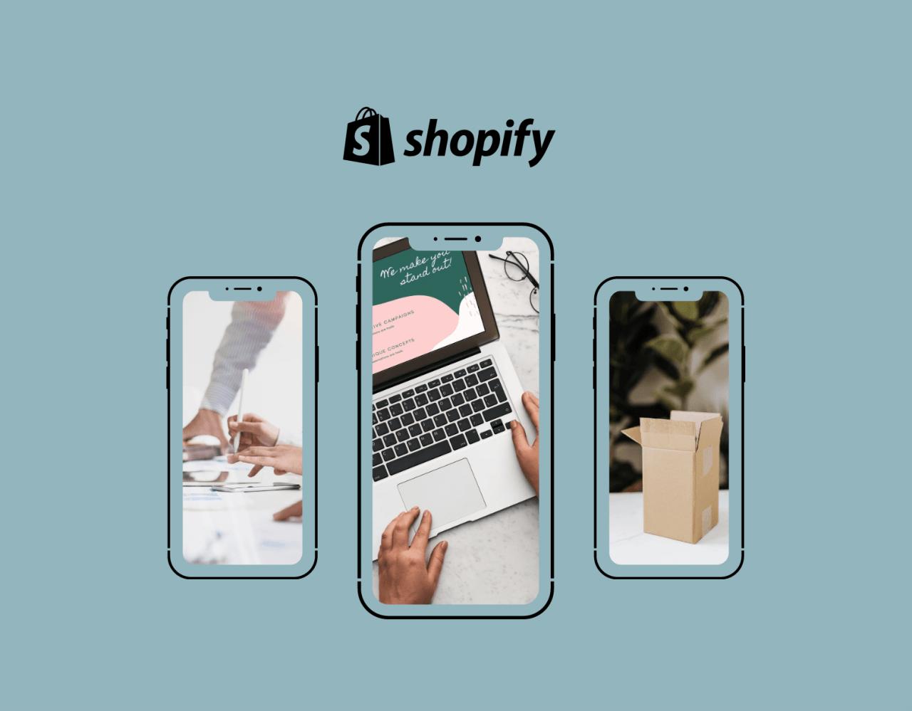 Pourquoi choisir Shopify pour créer sa boutique en ligne