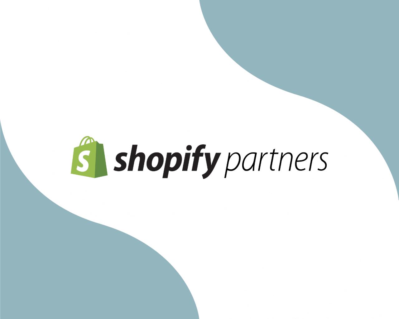 Agence digitale Shopify Partner
