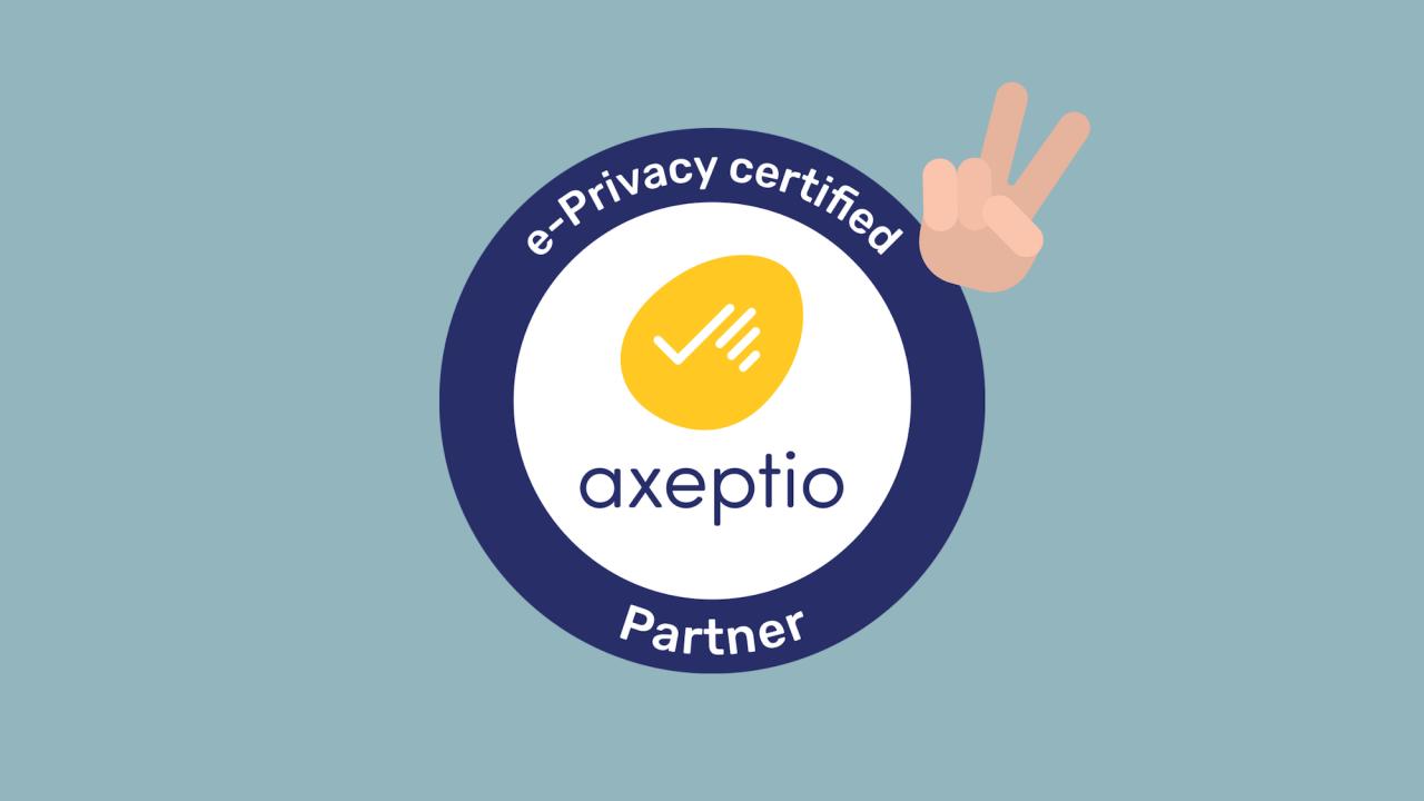 Agence certifiée Axeptio Partner